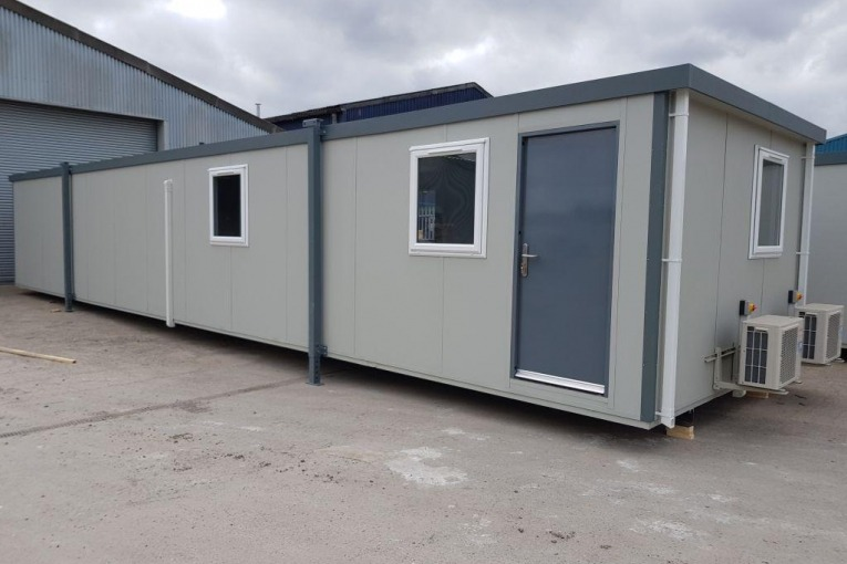 modular office buildings, prefab buildings, portable buildings