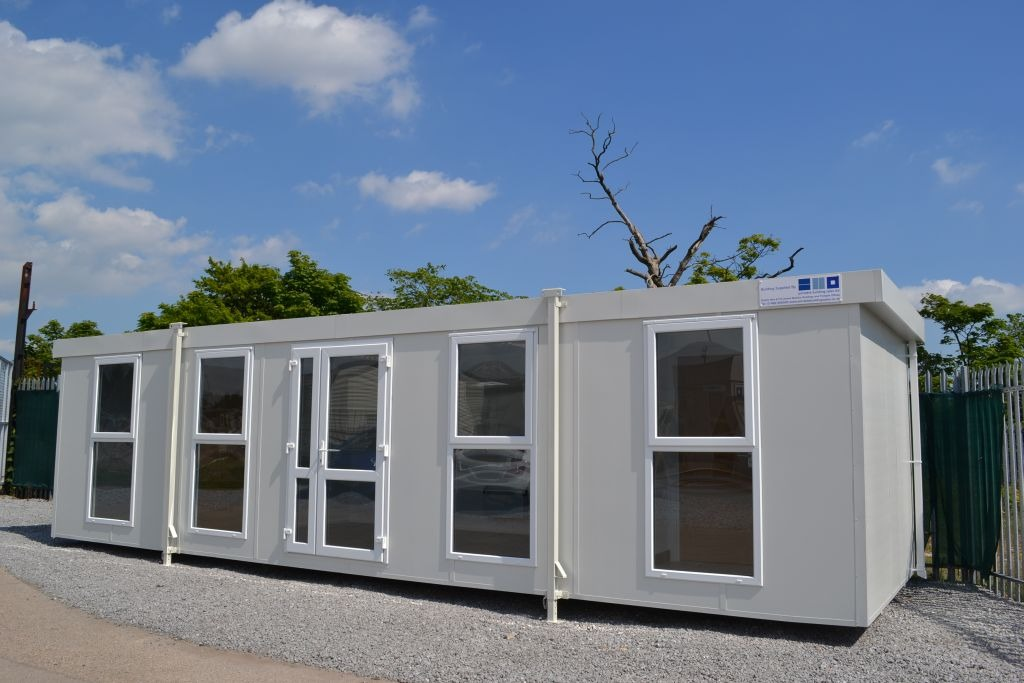 New Clearview Portable Building Image