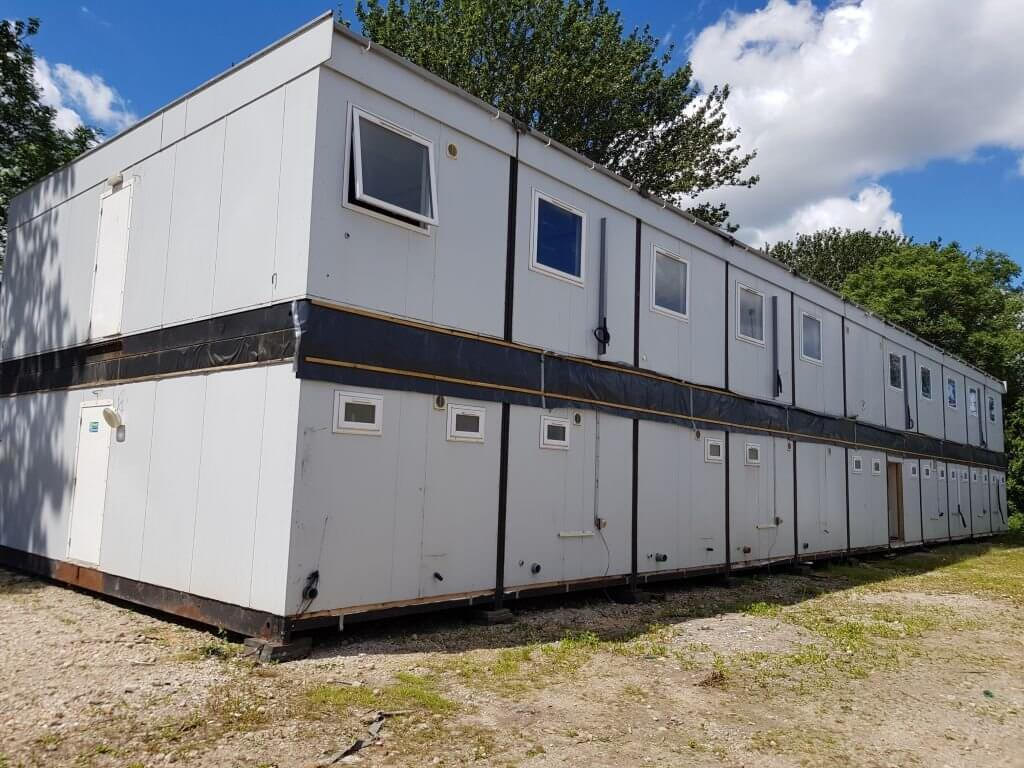 modular office buildings, temporary buildings, portable office