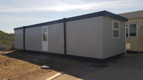 portable buildings, prefab buildings, temporary buildings