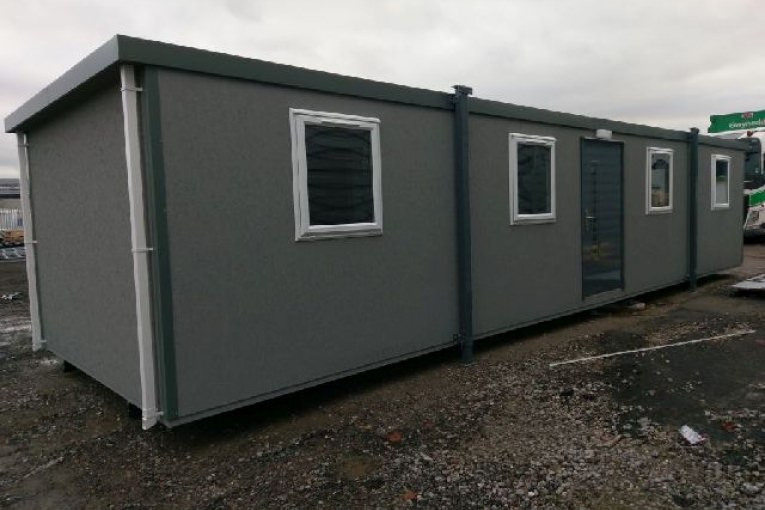 Modular office buildings, portable office