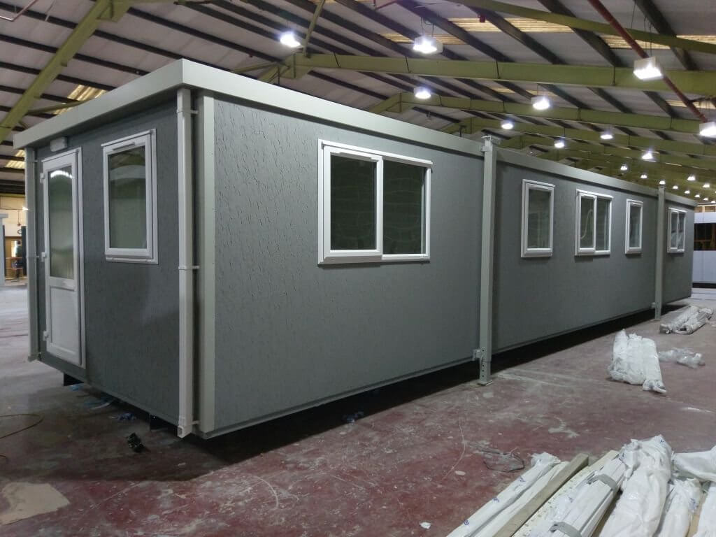 portable office, temporary buildings