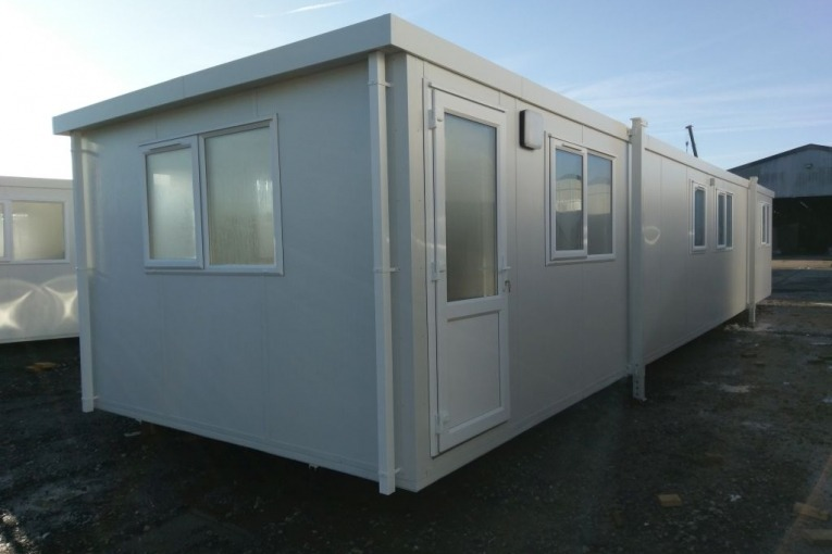 prefab buildings, portable buildings