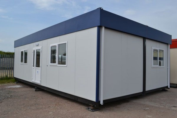 New Manufactured 10m X 6m Open Plan Modular Building For