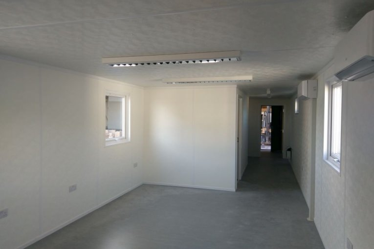 Modular office buildings, modular classrooms, portable office