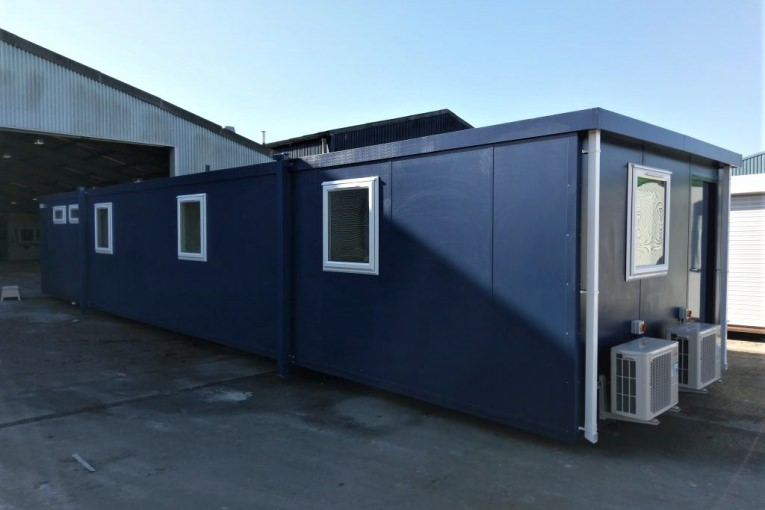 portable office, modular office buildings, temporary buildings