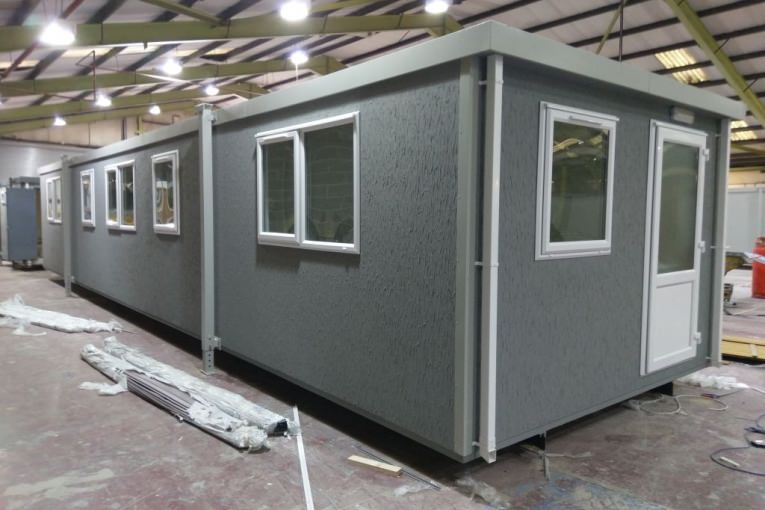 portable office, temporary buildings, modular office buildings