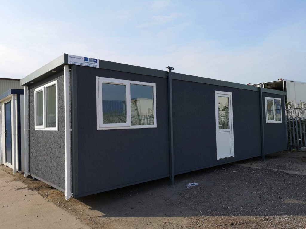 temporary buildings, modular office buildings, modular classrooms