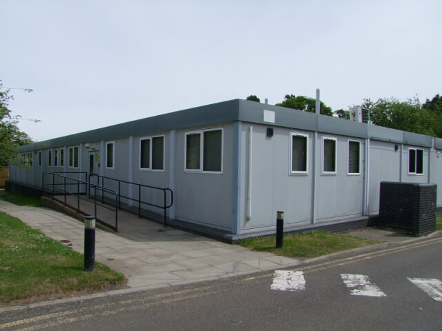 modular office buildings, prefab buildings