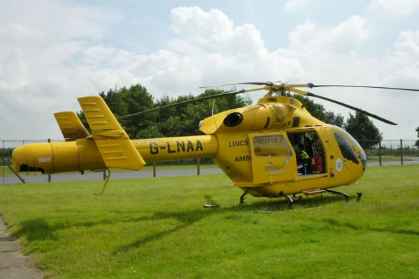 Helicopter emergency services