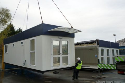 portable buildings, modular office buildings, portable office