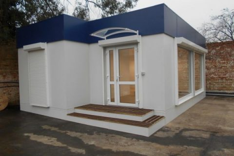 portable office cabins for sale, temporary buildings, prefab buildings