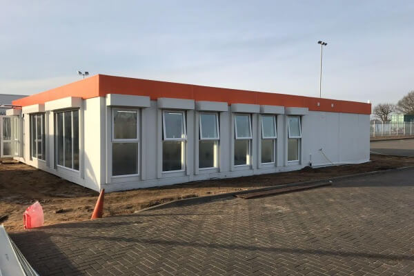 Bespoke modular building chosen instead of permanent