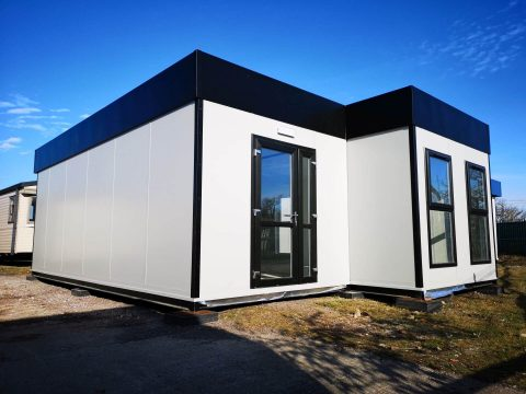 New Two Section Clearview Modular Building
