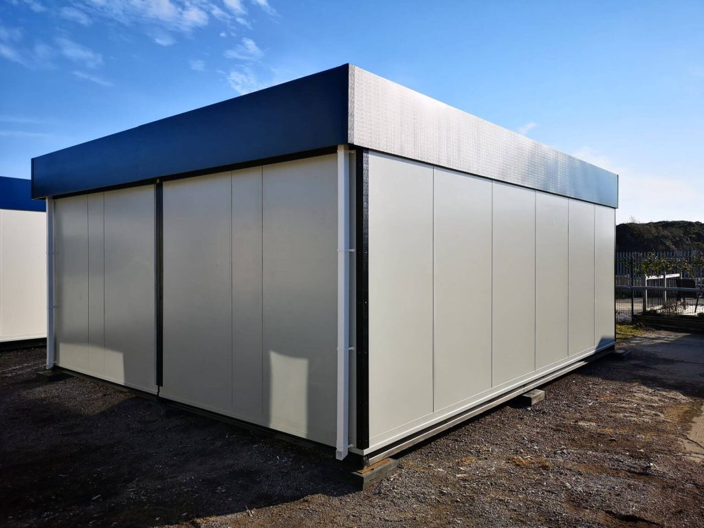 modular classrooms, temporary buildings, prefab buildings