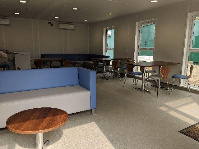 temporary buildings, modular office buildings, modular classrooms