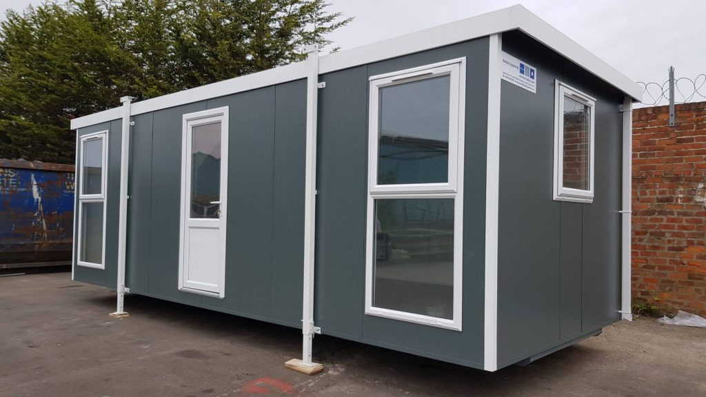 temporary buildings, portable office