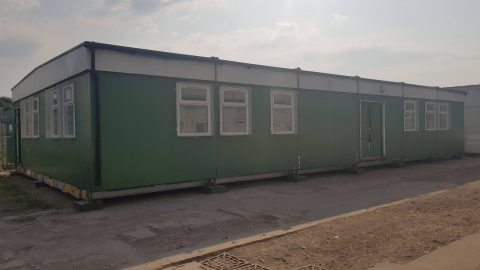Temporary Buildings, Prefab Buildings, Portable Office