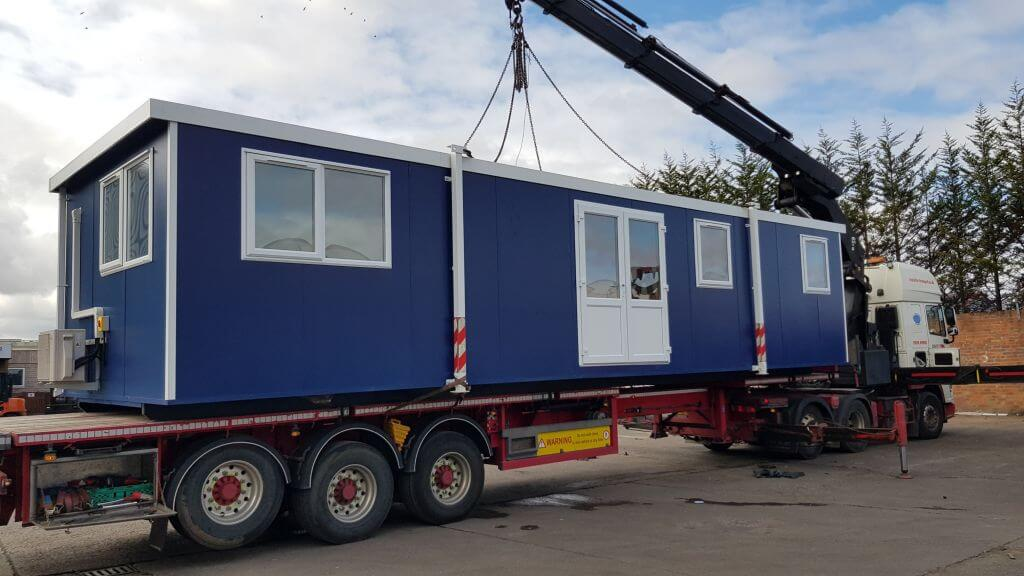 modular buildings, modular office buildings, prefab buildings