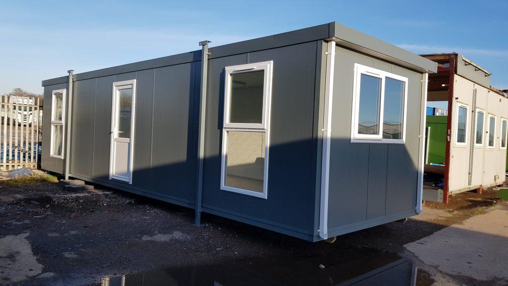 Prefab Buildings, Temporary Buildings,, Portable Office Cabins for Sale
