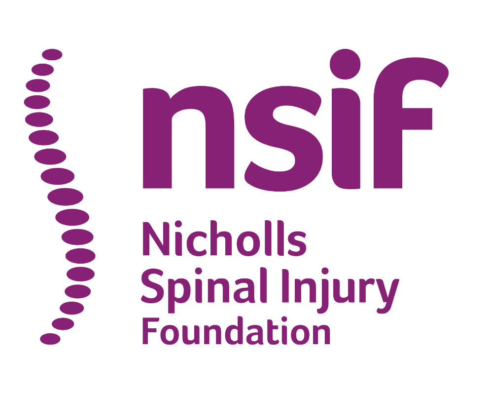 Nicholls Spinal Injury Foundation Logo