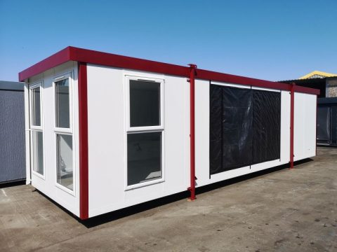 New portable building