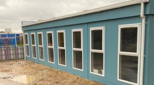 Clearview Modular Classroom Building