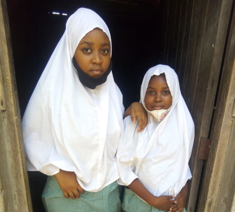 Children of Marafa