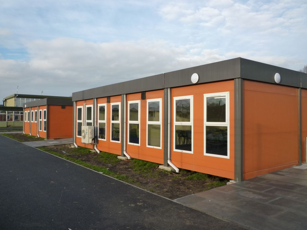 modular buildings, used modular building, modular office building