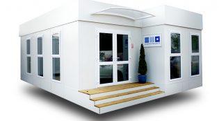 benefits of hiring a modular building, modular buildings, temporary buildings